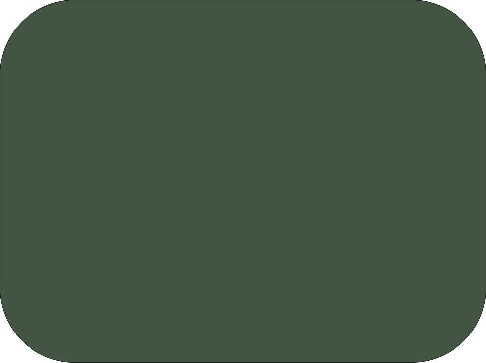 Camo Green Fondant Color