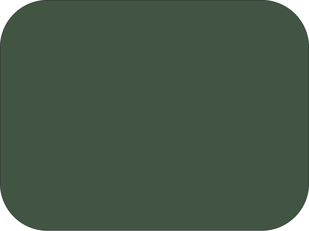 Camo Green Fondant Color Powder