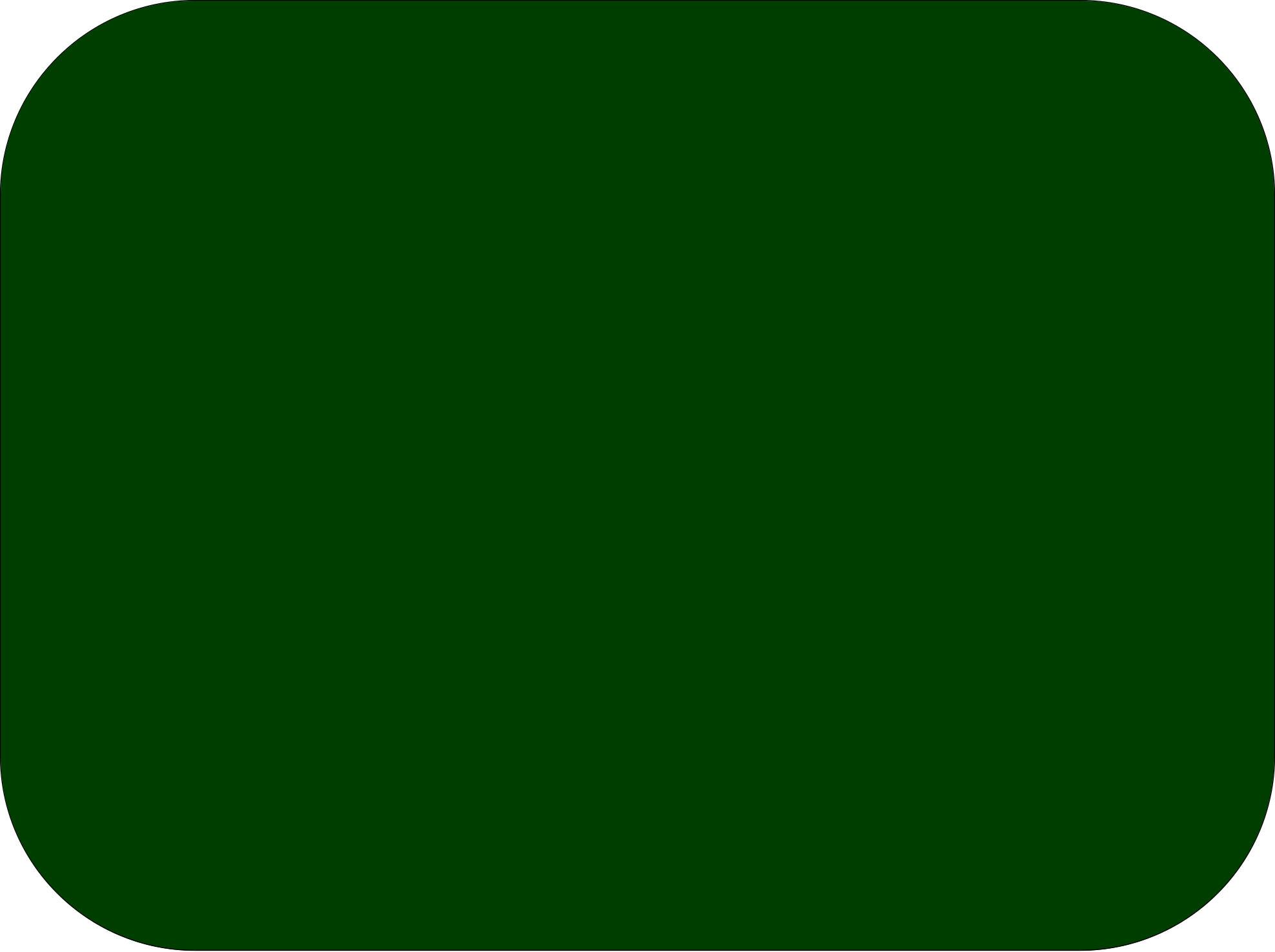 Marshmallow Fondant Flavor Emerald Green Color