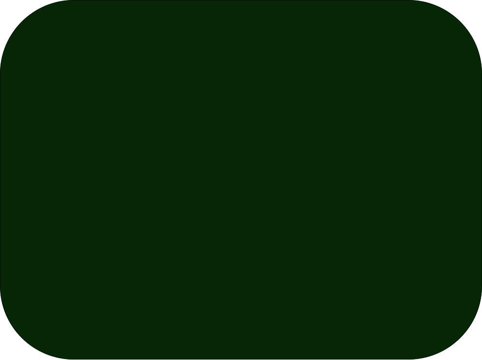 Dark Green Fondant Colors