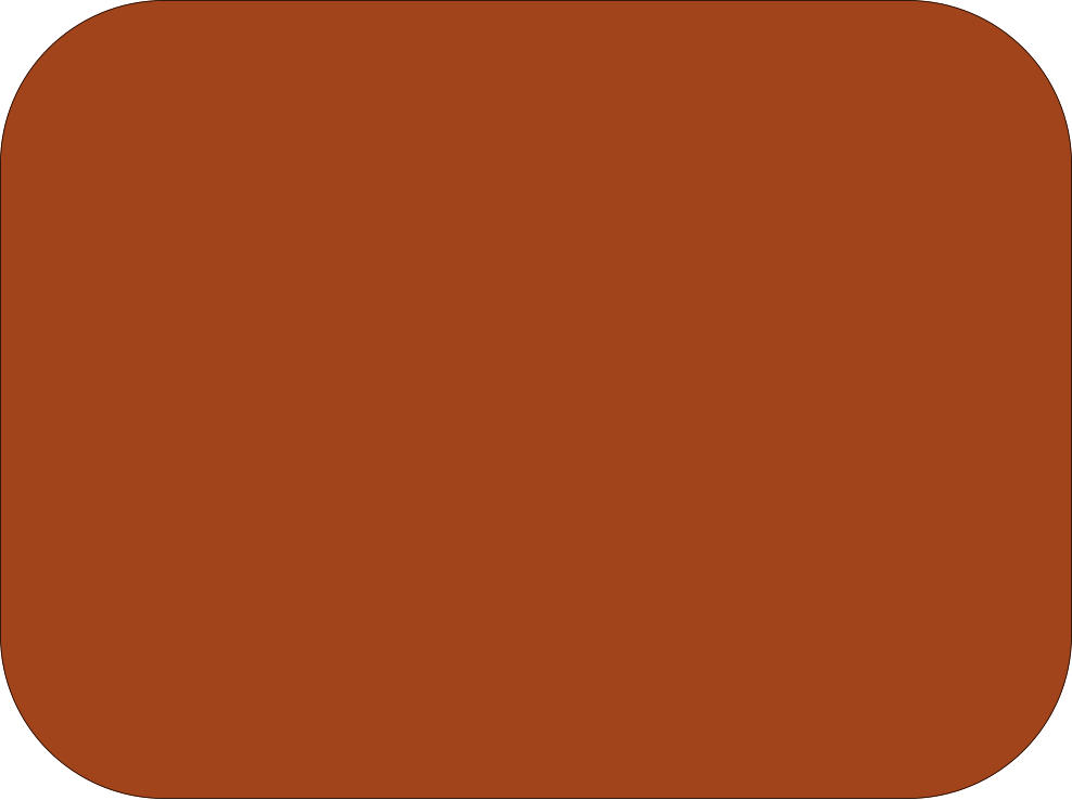 orange fondant colors