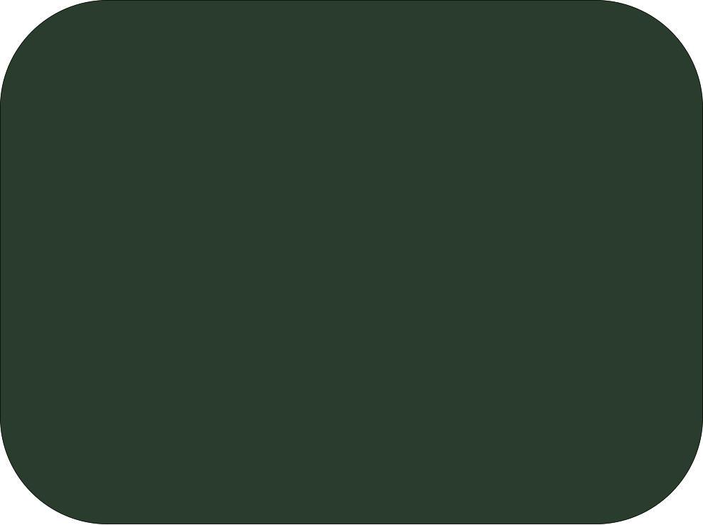 Jungle Green Fondant Color Powder