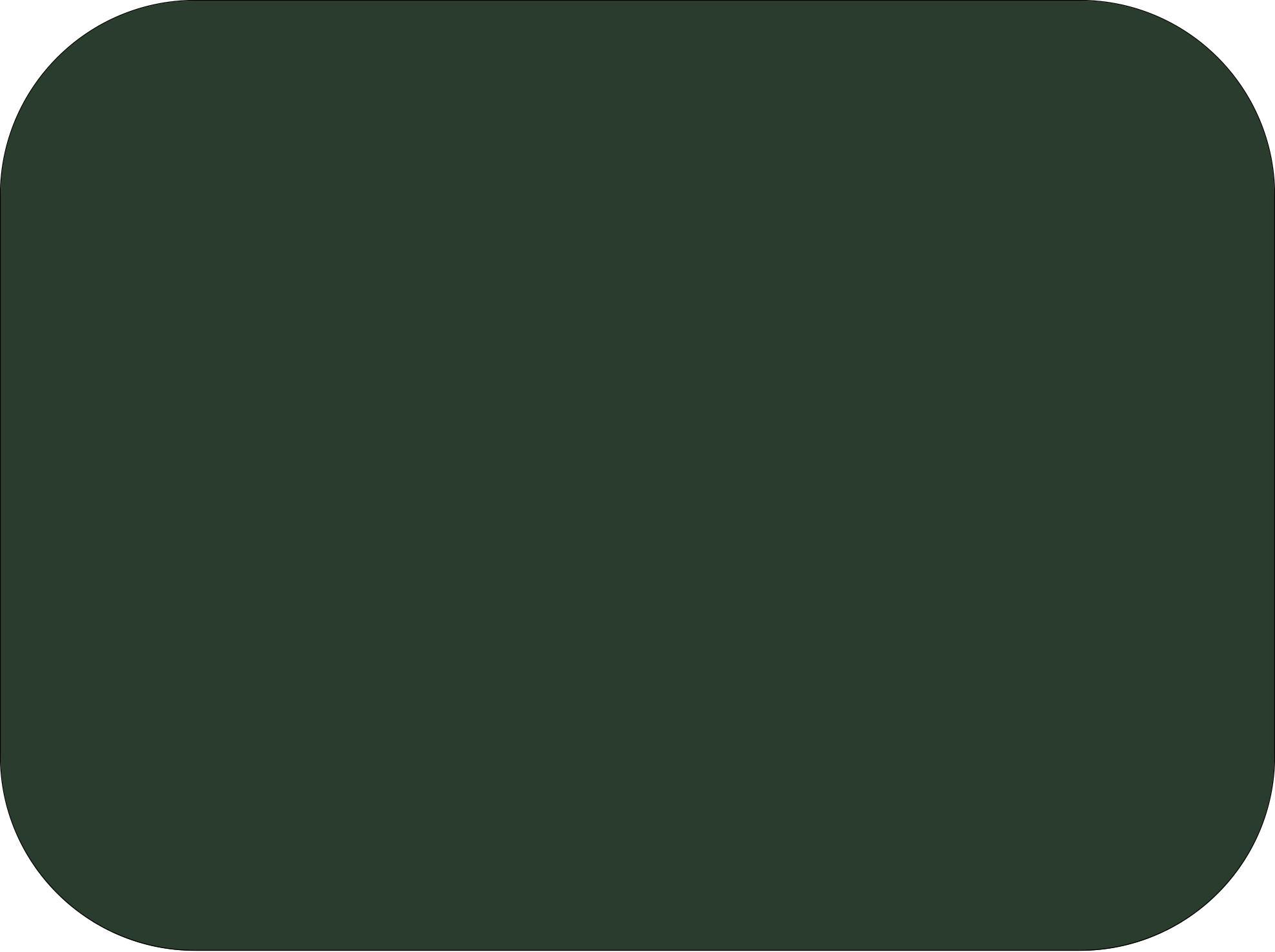 Marshmallow Fondant Flavor Jungle Green Color