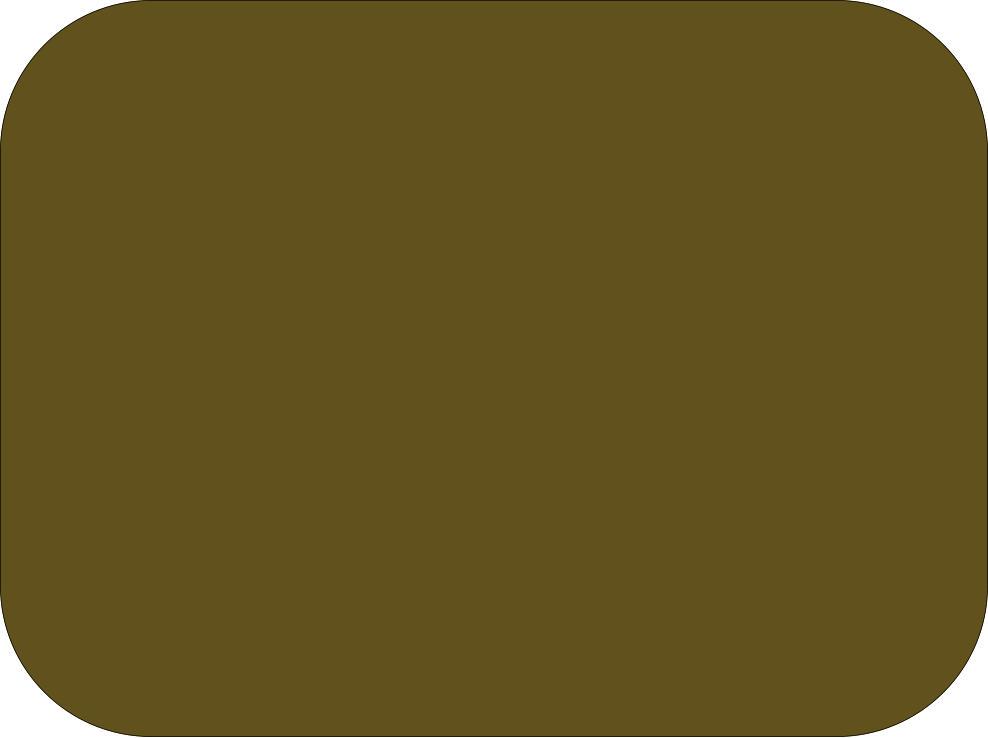 Moss Green Fondant Color