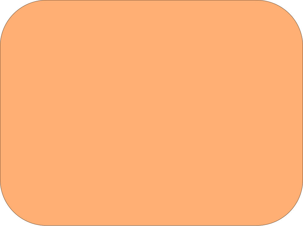 peach fondant color