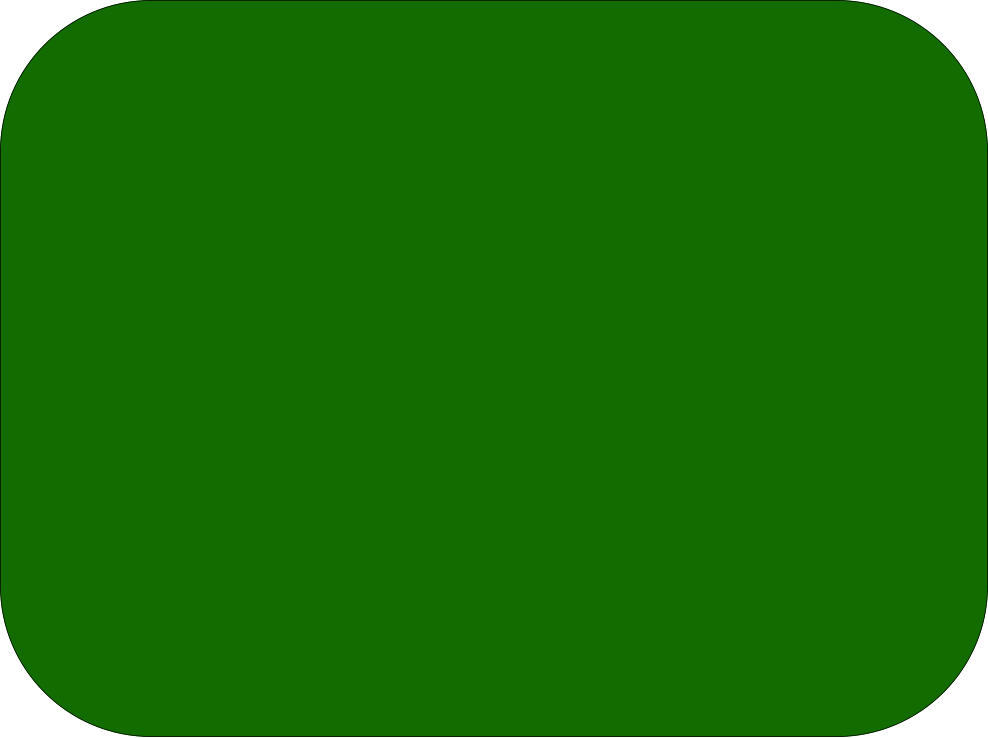Shamrock Green Fondant Color Powder